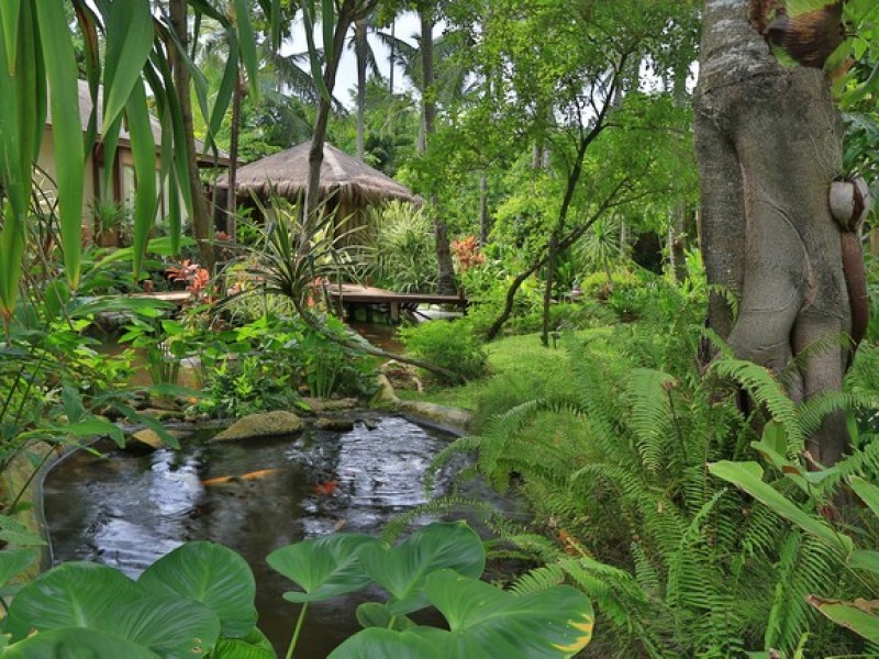 Anantara Rasananda Koh Phangan Villas-Lagoon
