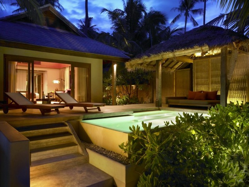 Anantara Rasananda Koh Phangan Villas-Ocean_Pool_Villa