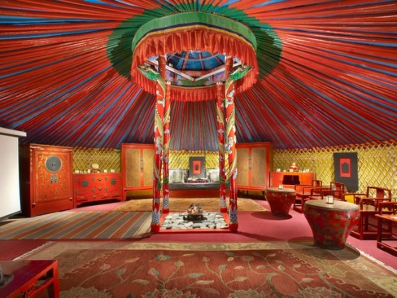 Banyan Tree Ringha Meeting_Room_Mongolian_Tent_1-Without_Logo