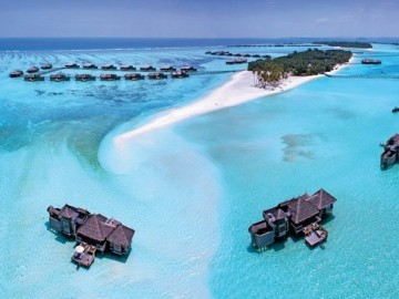 Gili Lankanfushi Maldives resort-overview