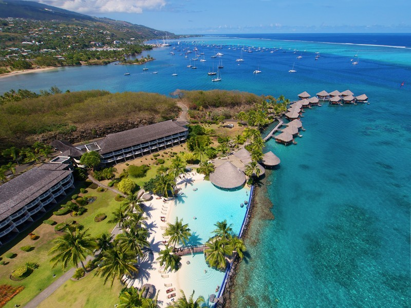 PPT Intercontinental Tahiti Aerial_View 2