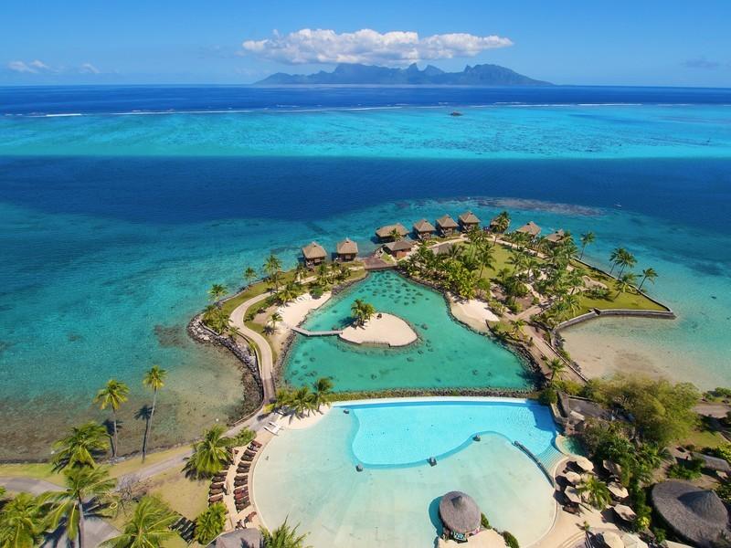 PPT Intercontinental Tahiti Aerial_View 4