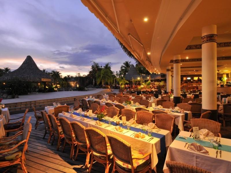 PPT Intercontinental Tahiti Tiare Restaurant