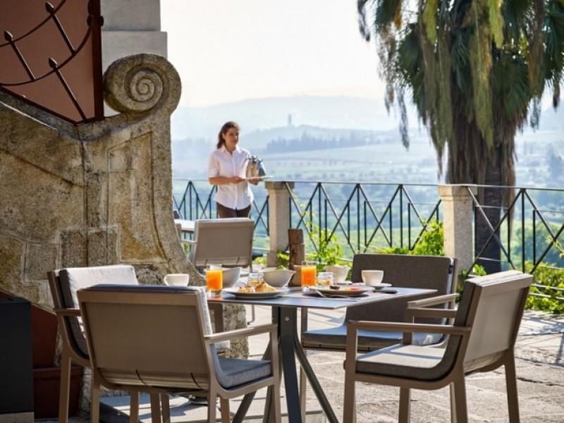 Six Senses Douro Valley Breakfast_service