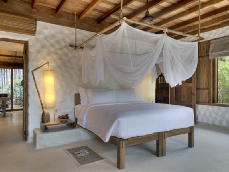 Six Senses Hideaway Ninh Van Bay Beach_Villa_Bedroom