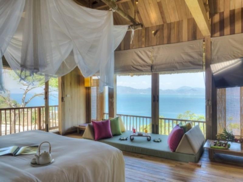 Six Senses Hideaway Ninh Van Bay Hilltop_Reserve_Master_Bedroom2