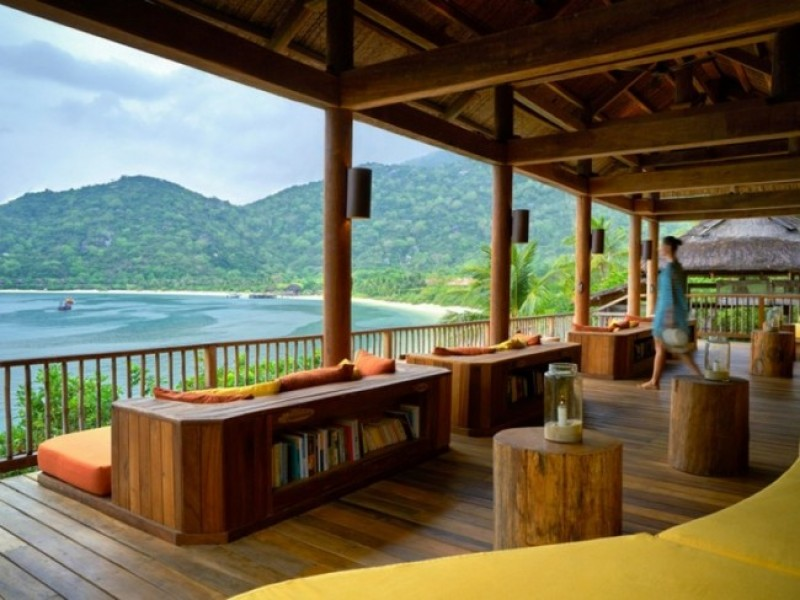 Six Senses Hideaway Ninh Van Bay The_bar