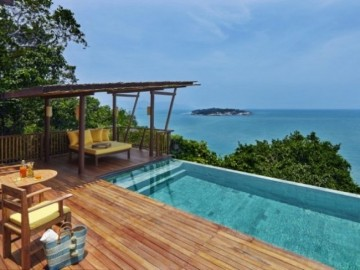Six Senses Samui Ocean_Front_Pool_Villa_Suite_Deck
