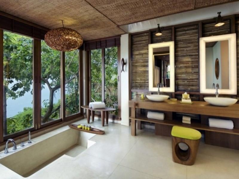 Six Senses Samui Ocean_Front_Pool_Villa_Suite_bathroom