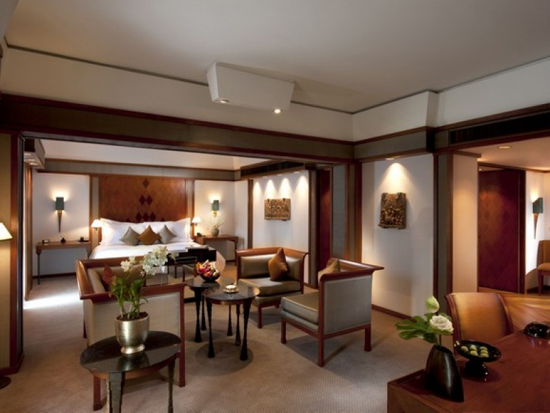 The Sukhothai Executive Suite