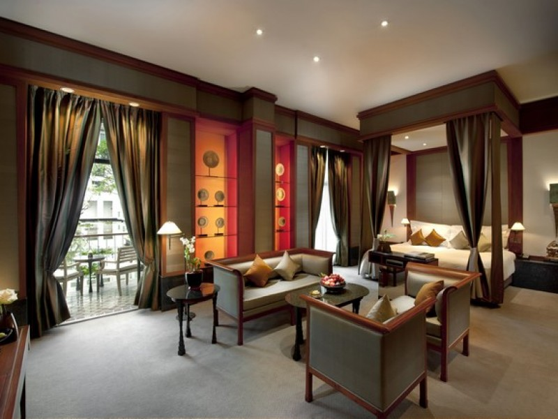 The Sukhothai Garden Suite