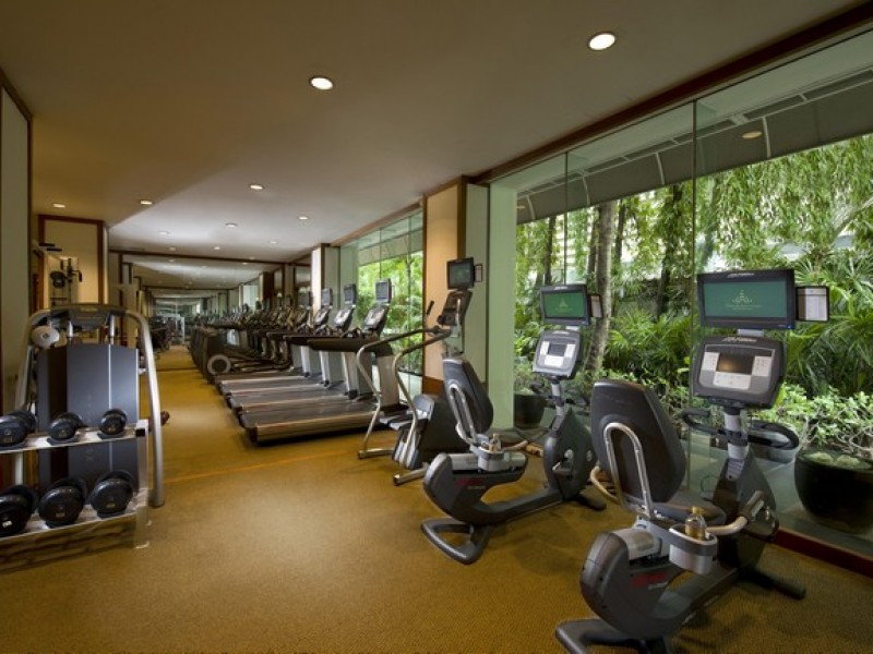 The Sukhothai Health Club
